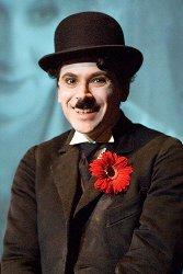 Chaplin-Double Kontakt