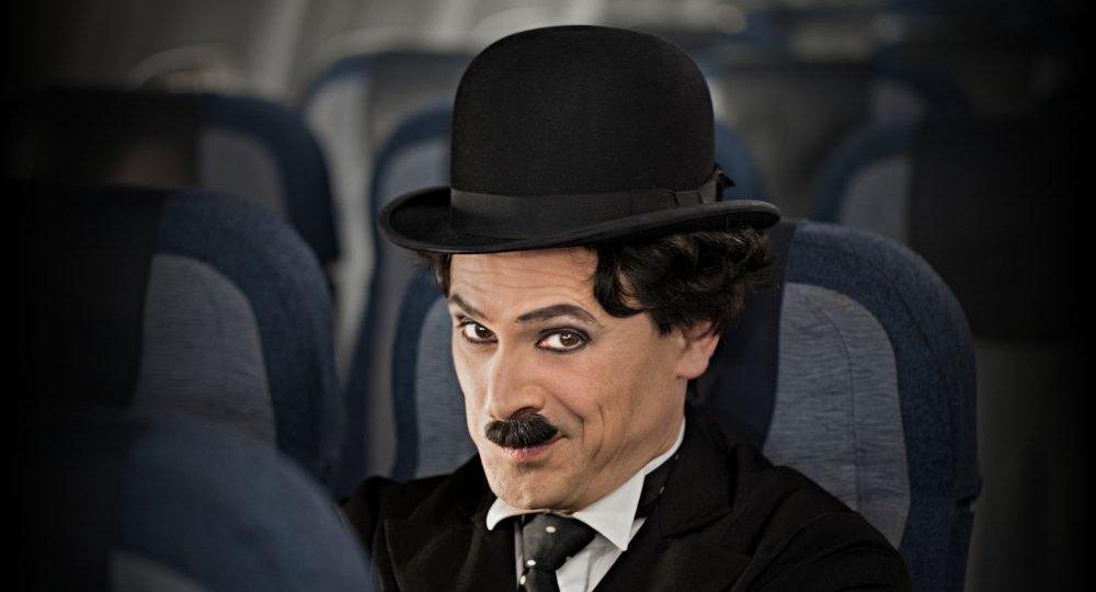 Charlie Chaplin Home Image