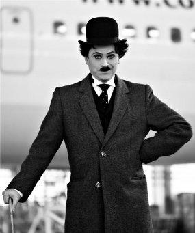 Chaplin Double Josef Sternweiler