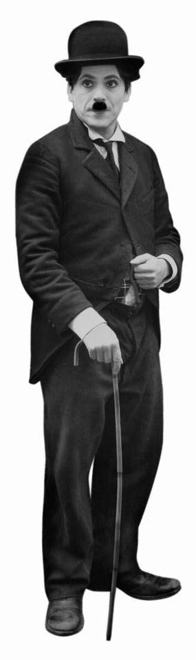 Chaplin Double Biographie