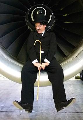 Charlie Chaplin Double